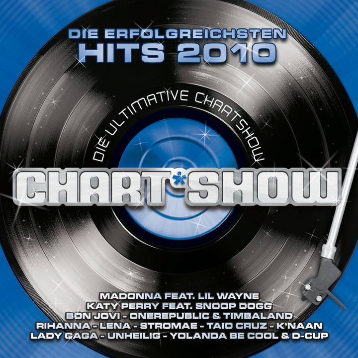 Die ultimative Chartshow - Hits 2010