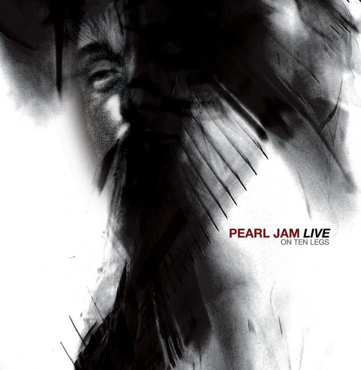 "Pearl Jam ""Live On Ten Legs"""