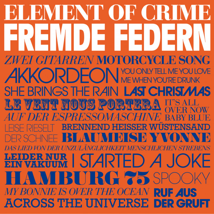 Element of Crime NL46