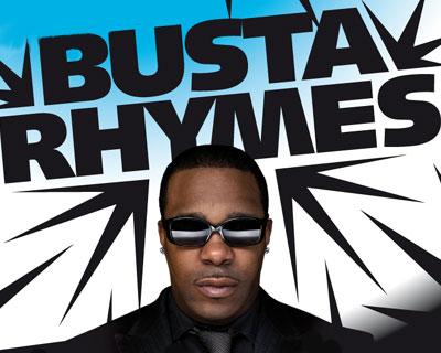 Busta Rhymes, Busta Rhymes kommt nach Deutschland!