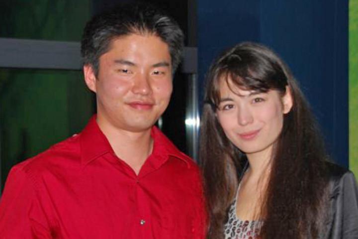Alice Sara Ott und Yizheng He © Universal Music