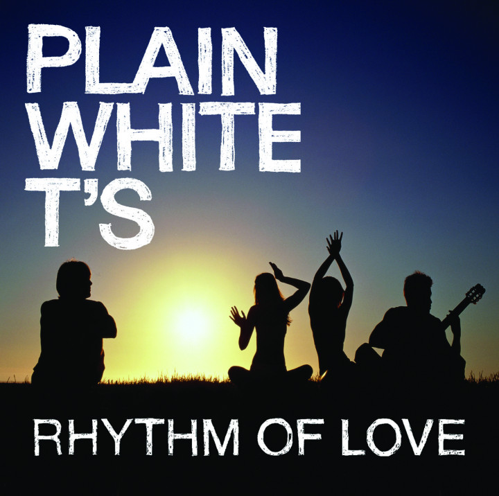 Plain White T's Singlecover - Rhythm Of Love