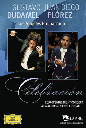 Juan Diego Flórez, Celebracion - 2010 Opening Night Concert, 00044007346280