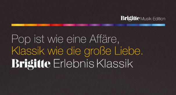 Brigitte Musik Edition Erlebnis Klassik, Alles, nur nicht langweilig