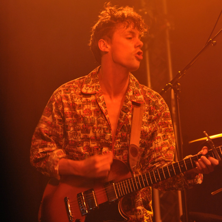 Johnny Borrell @ Lido Berlin (27.10.) 07
