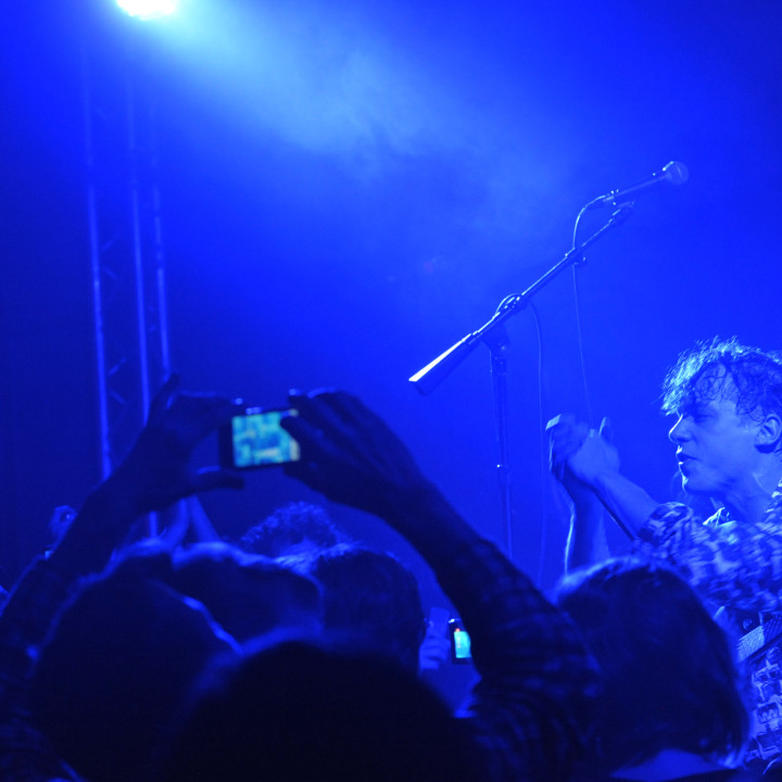 Johnny Borrell @ Lido Berlin (27.10.) 25