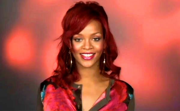 Rihanna, 5 Fragen an Rihanna!