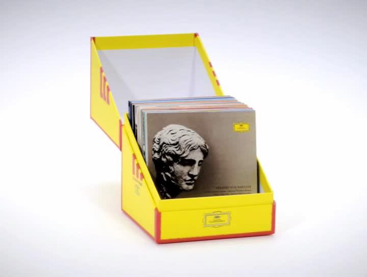 Die Schatztruhen der DG - 111 Meisterwerke Vol. 1 & 2