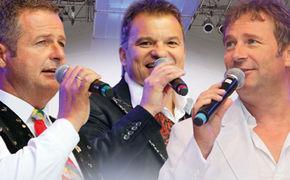 Die großen drei der Volksmusik, Jetzt Ein Wiedersehen zum Abschied probehören