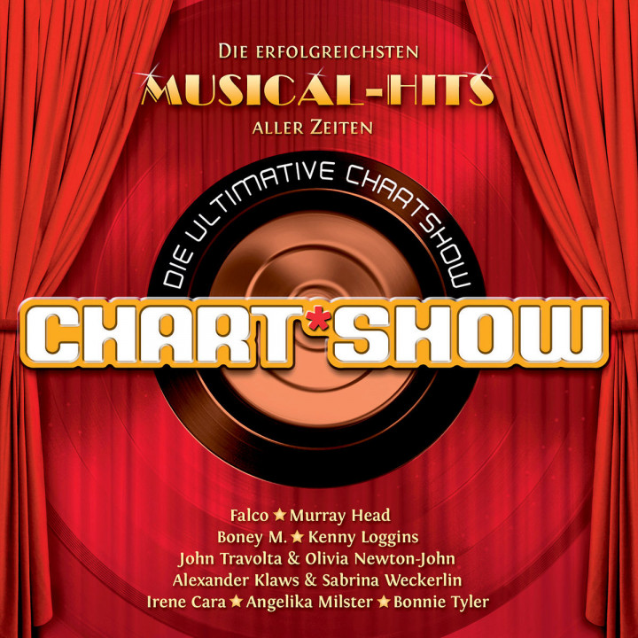 Die ultimative Chartshow - Musical-Hits: Various Artists