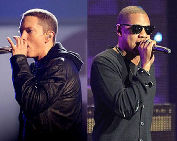 Eminem, Who's Da Man? Eminem oder Jay-Z?