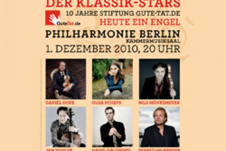 Das Benefizkonzert der Klassik-Stars