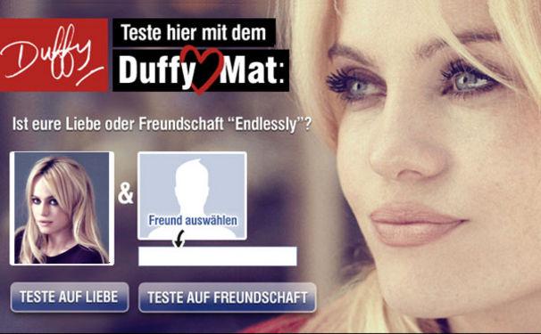 Duffy, Ist Eure Liebe oder Freundschaft Endlessly?