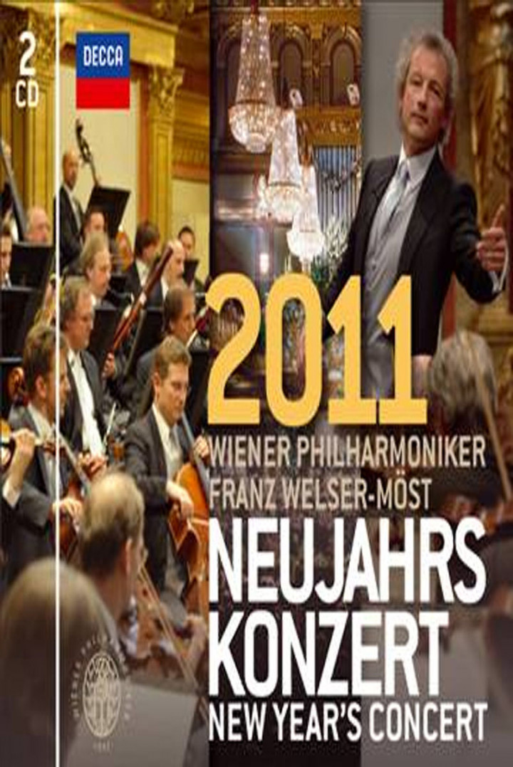 New Year's Day Concert 2011: Wiener Philharmoniker & Franz Welser-Möst