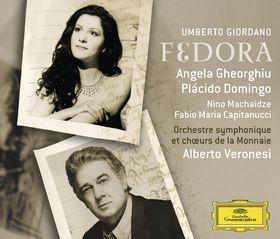 Plácido Domingo, Giordano: Fedora, 00028947783671