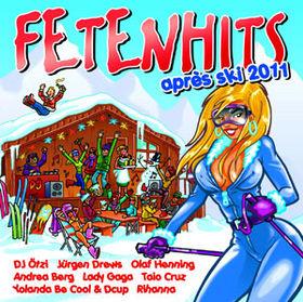 FETENHITS Apres Ski 2011, 00600753322239