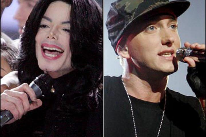 Michael Jackson & Eminem