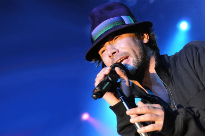 Jay Kay bei der SWR3-Party