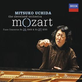 Mitsuko Uchida, Mozart: Piano Concertos No. 20 & 27, 00028947825968