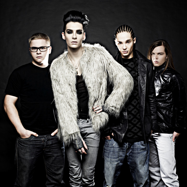 Tokio Hotel Best Of Album Pressefotos