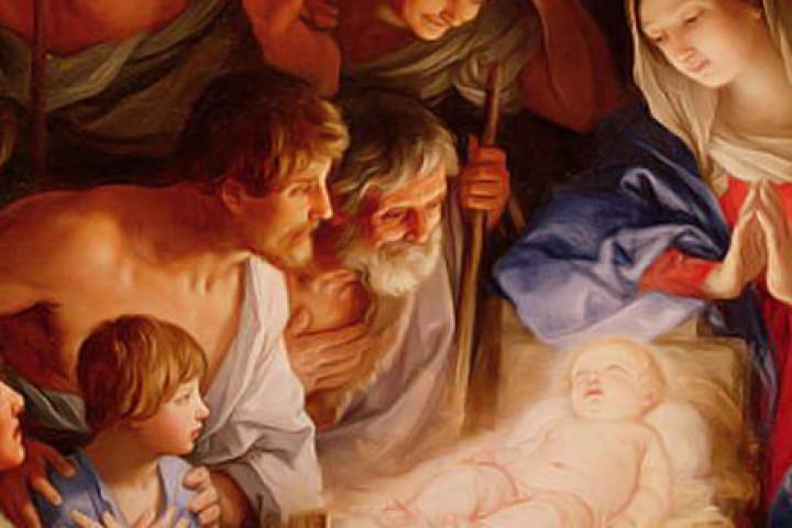 """Das Gemälde """"Die Anbetung der Hirten"""" © Guido Reni / Wikipedia"""