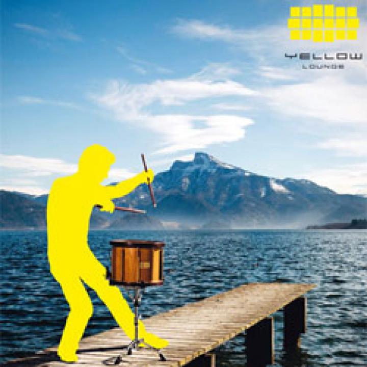 Yellow Lounge mit Martin Grubinger 12/2010