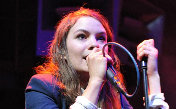 I Blame Coco, Fotos vom Konzert in Berlin