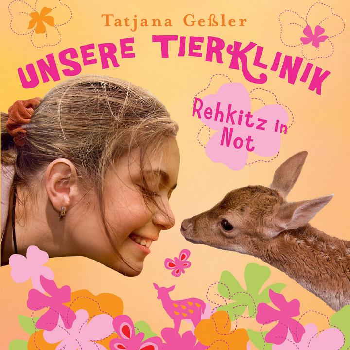 01: Rehkitz in Not: Unsere Tierklinik