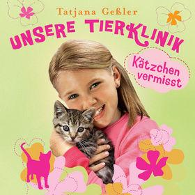 Unsere Tierklinik, 02: Kätzchen vermisst, 00602527558257