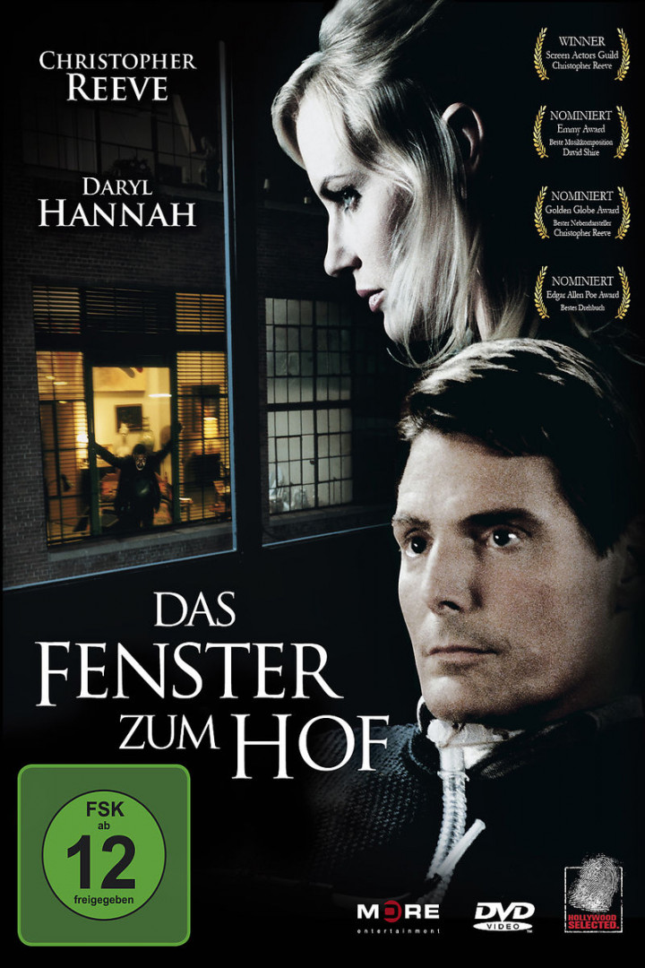 Das Fenster zum Hof (Rear Window): Reeve,Christopher/Hannah,Daryl