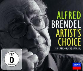 Alfred Brendel, Artist's Choice - Seine persönliche Auswahl, 00028948047796