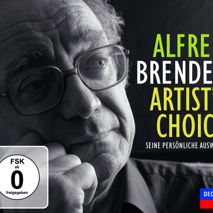 Afred Brendel: Artist's Choice - Seine persönliche Auswahl