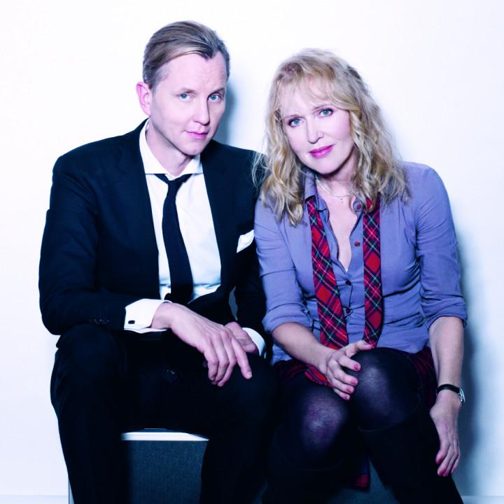Max Raabe und Annette Humpe