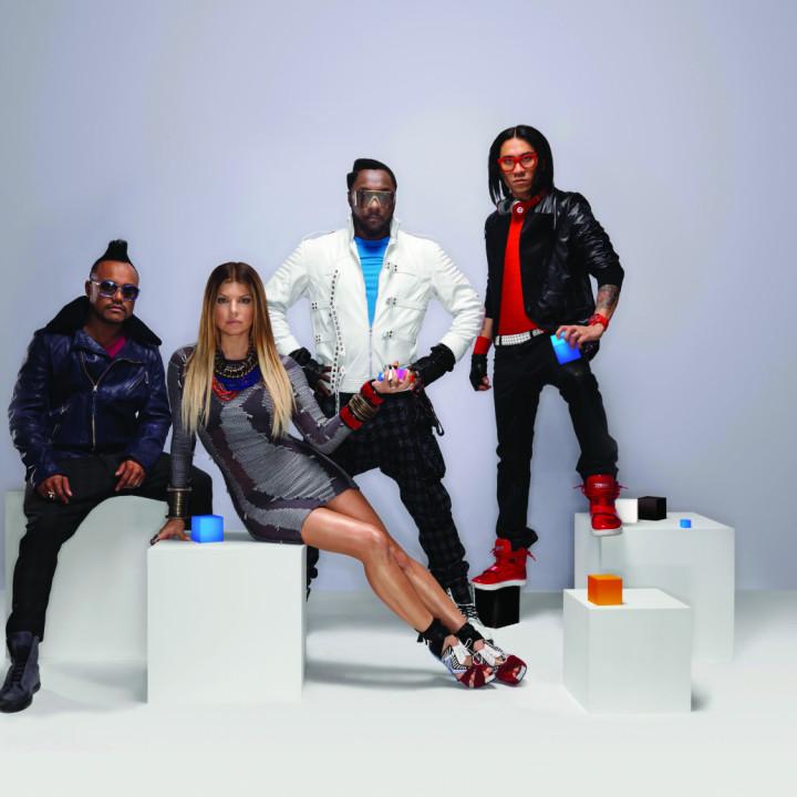 Black Eyed Peas Pressefoto 2010