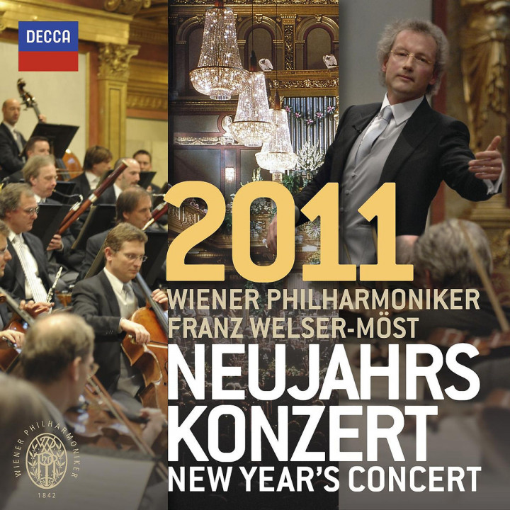 New Year's Day Concert 2011 - Wiener Philharmoniker & Franz Welser-Möst
