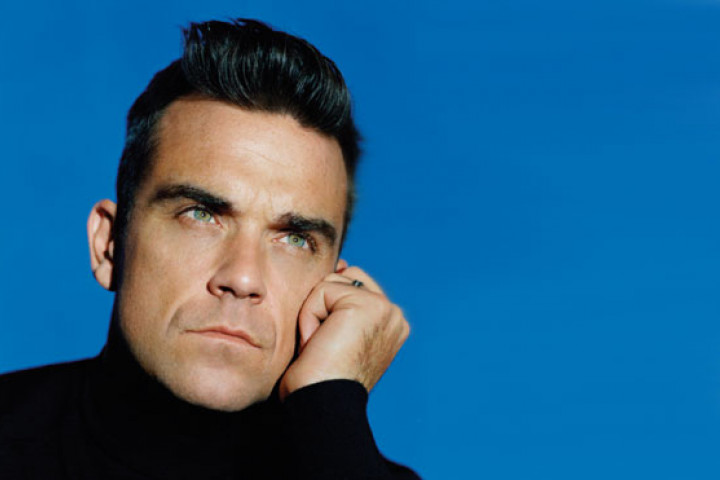 Take That Robbie Profil 2010