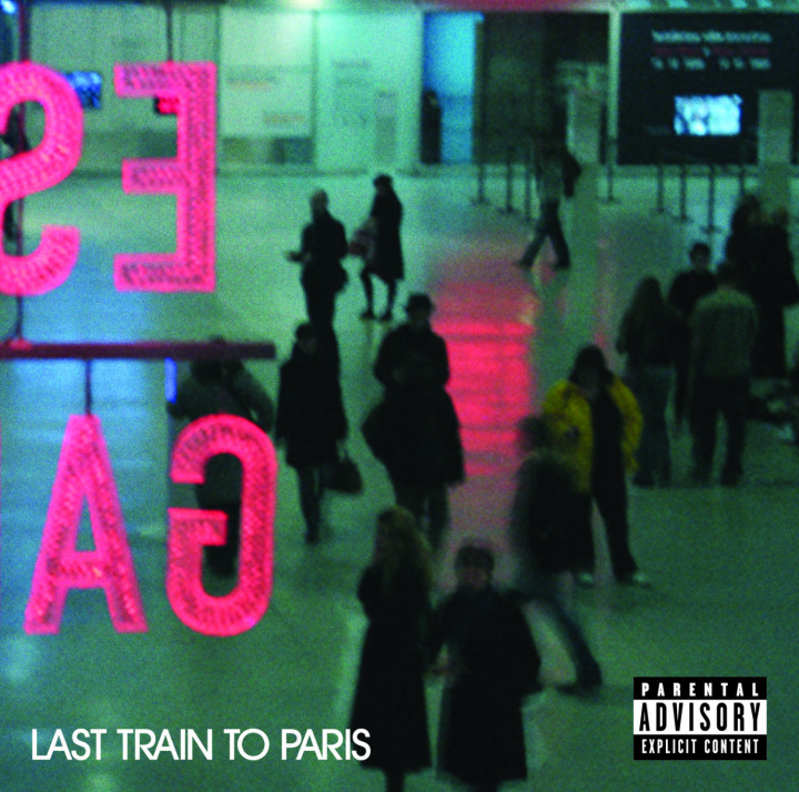 Cover Last Train to Paris