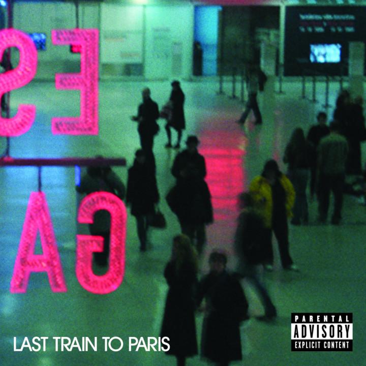 Cover Last Train to Paris