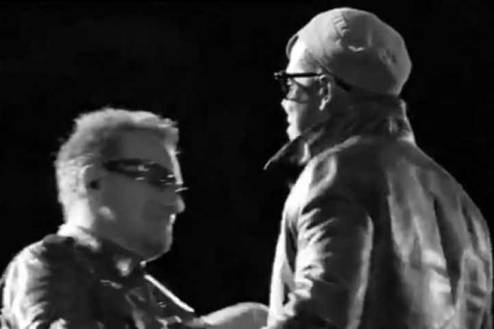 Bono + Jay-Z on Tour 2010