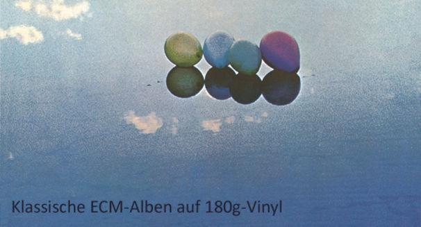 Ecm Sounds Ecm Alben Auf 180 Gramm Vinyl News