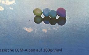 Nik Bärtsch, ECM-Alben auf 180 Gramm-Vinyl