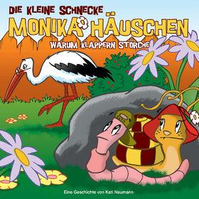 Die kleine Schnecke Monika Häuschen, 16: Warum klappern Störche?, 00602527516653