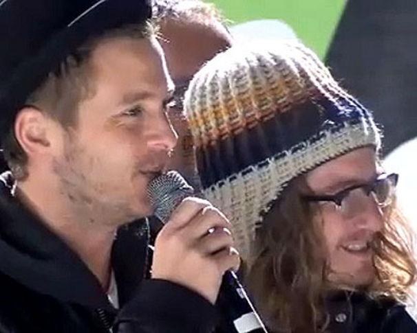 OneRepublic, OneRepublic live beim Ski-Saison-Kick-Off in Schladming