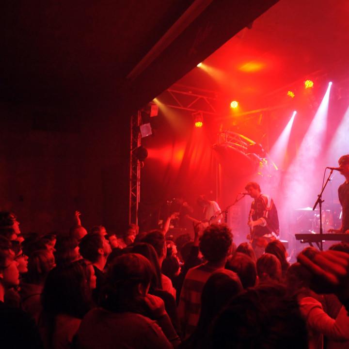 06 Klaxons live in Berlin 03.12.10