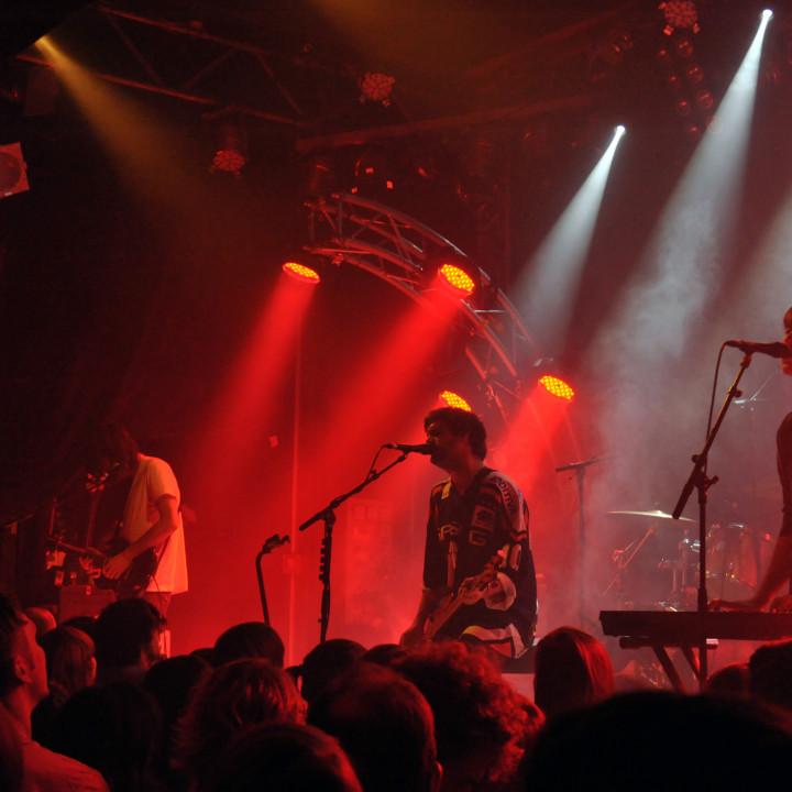 07 Klaxons live in Berlin 03.12.10