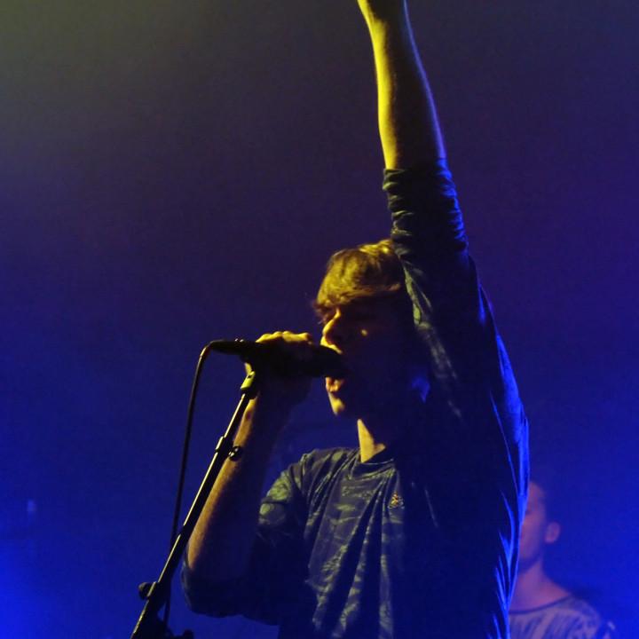 09 Klaxons live in Berlin 03.12.10
