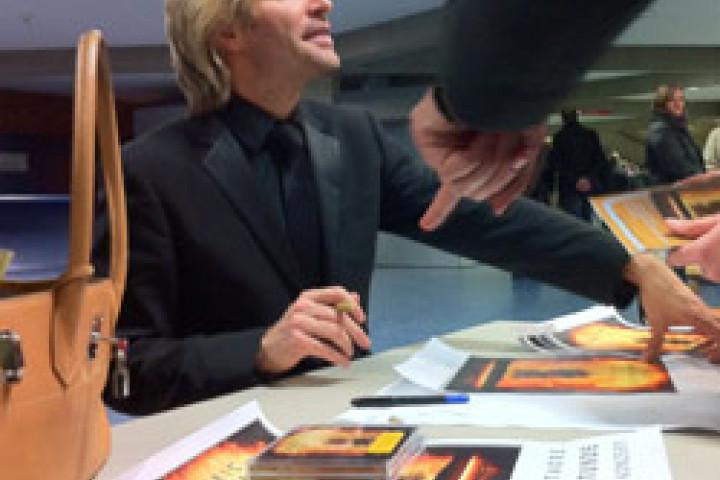Eric Whitacre © Alexander Busche / UMG