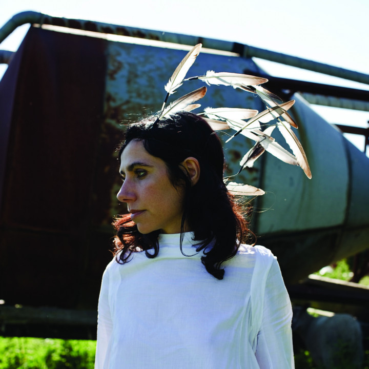 PJ Harvey — Pressefotos 2010