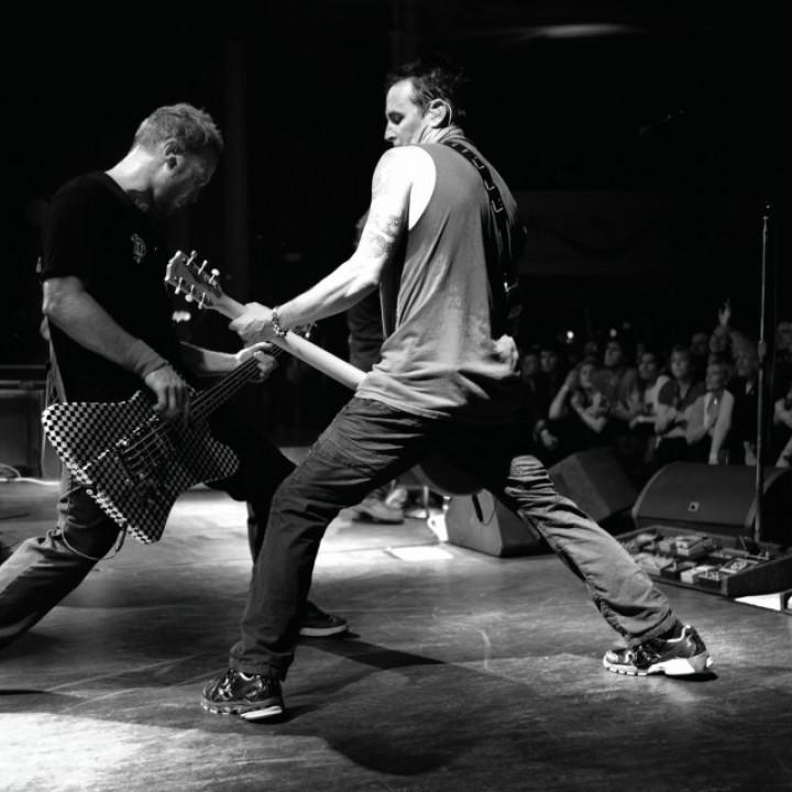 Pearl Jam—Pressebild 2010