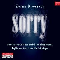 Zoran Drvenkar, Sorry